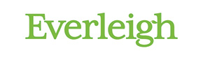 Everleigh Logo Green Text on White